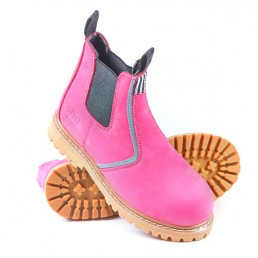 She Wears Pink Women's Safety Boots