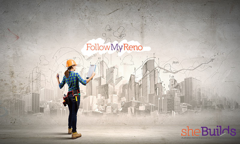 Follow My Reno - Women in Property Investment