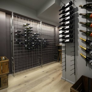 Storage Solutions and Wine Cellars - The Block