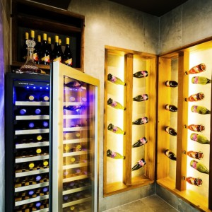 Storage and Wine Cellar Solutions - The Block